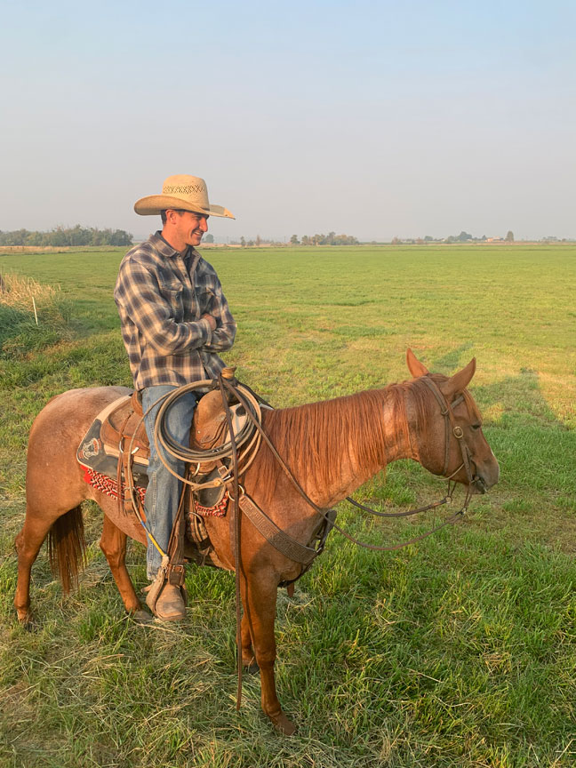 Vestal Ranch Cowboy